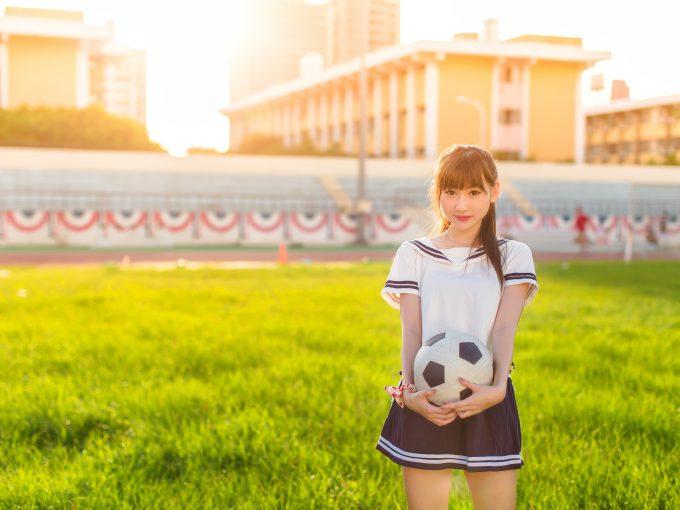サッカー国際試合の運営・設営
